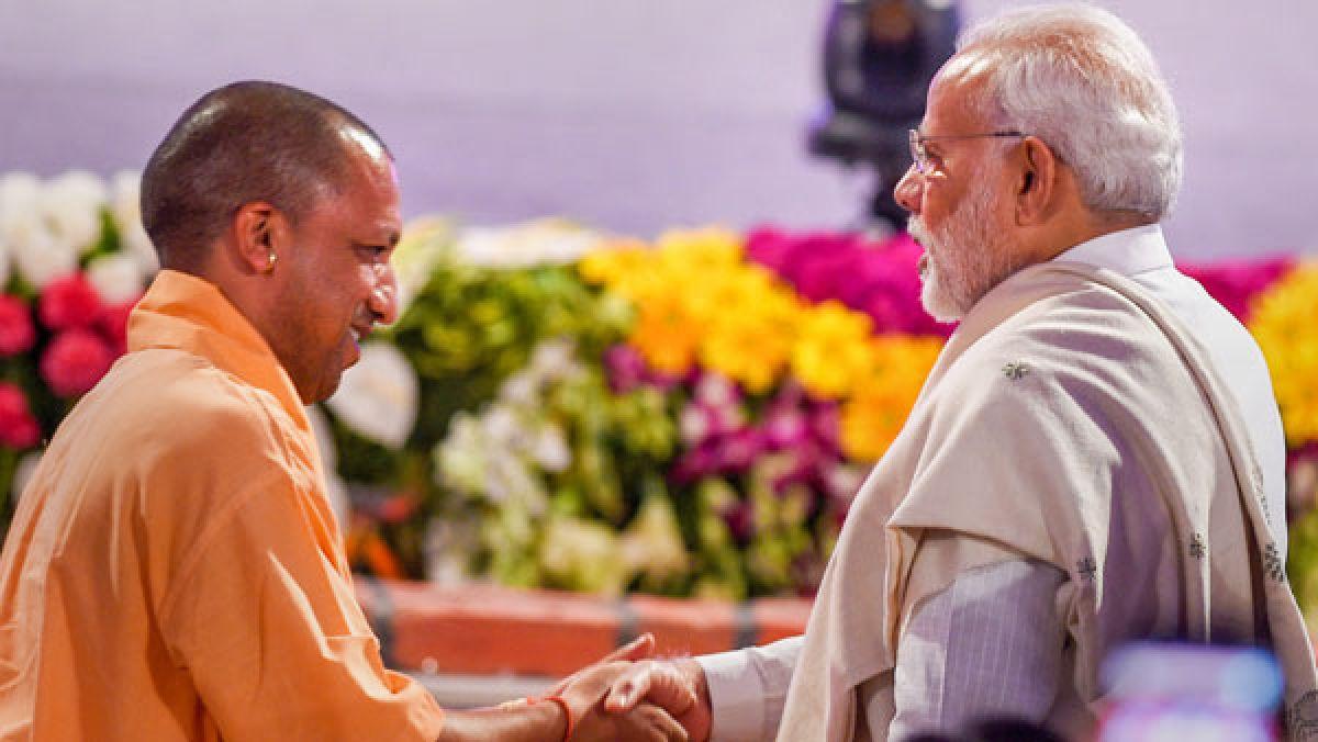 UP Politics: PM मोदी और CM योगी की होगी मुलाकात, क्या होगी बात?