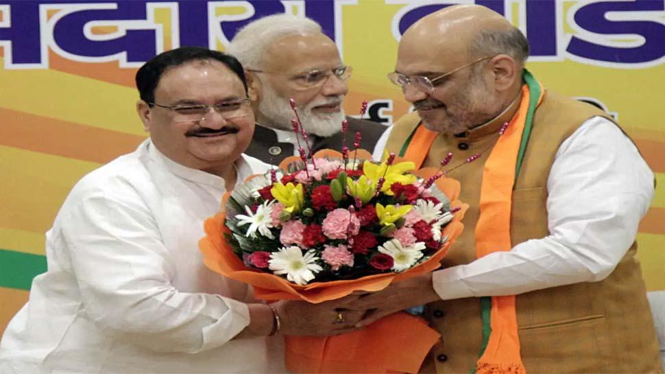 PM आवास पर शाह-नड्डा समेत भाजपा के कई नेताओं की बैठक, केंद्र-यूपी कैबिनेट को लेकर आ सकते हैं बड़े फैसले