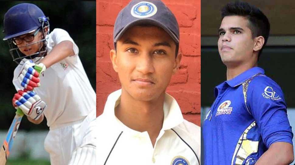 Team India की दहलीज पर दस्तक दे रहे हैं इन 3 भारतीय क्रिकेटर्स के बेटे