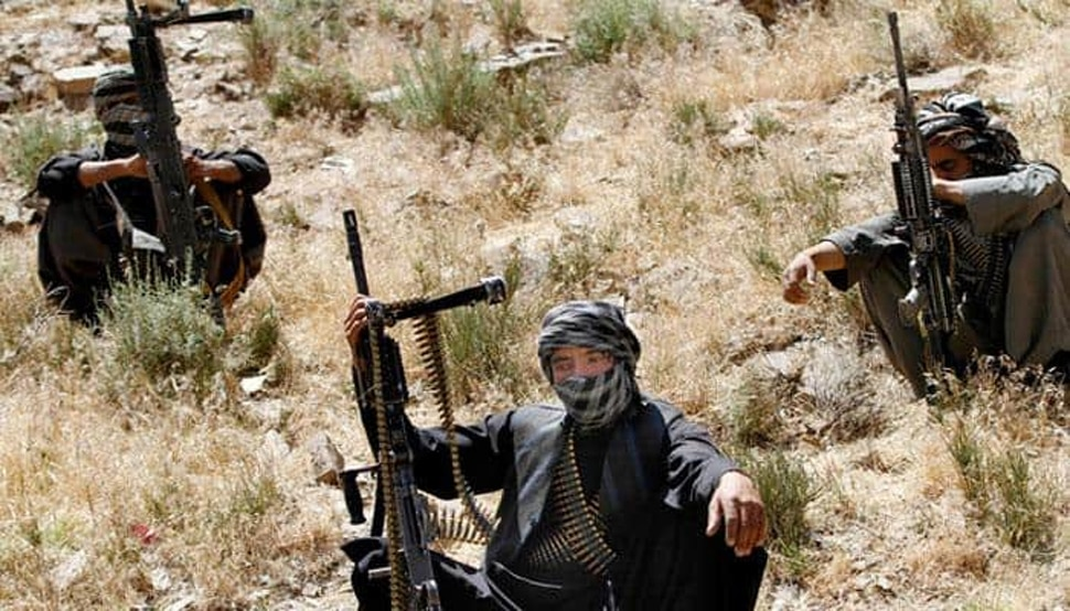 अफगानिस्तान: महज़ 24 घंटे में मारे गए 111 तालिबानी आतंकवादी