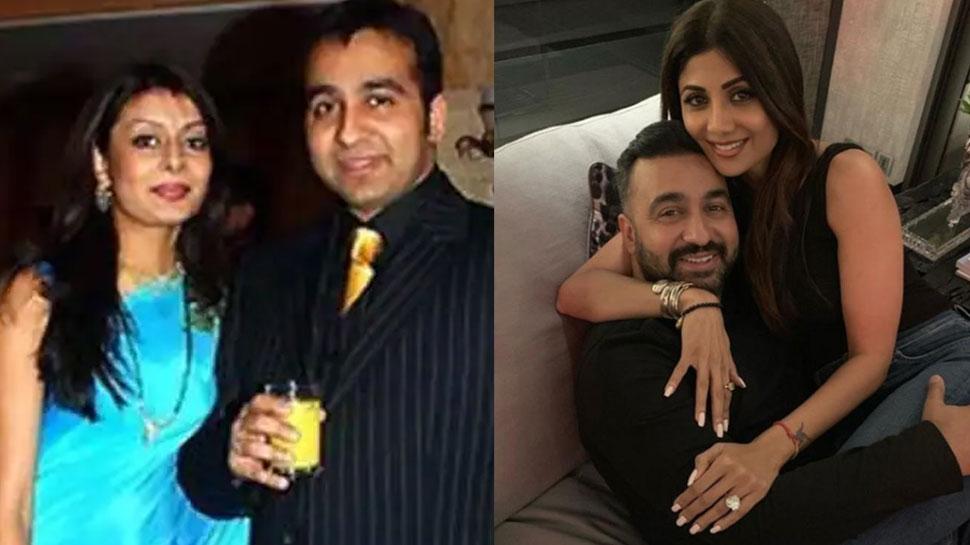 Shilpa Shetty husband Raj Kundra Ex-wife Kavita had an affair | Shilpa Shetty के पति राज कुंद्रा ने पहली शादी पर तोड़ी चुप्पी, एक्स वाइफ पर लगाया ये आरोप