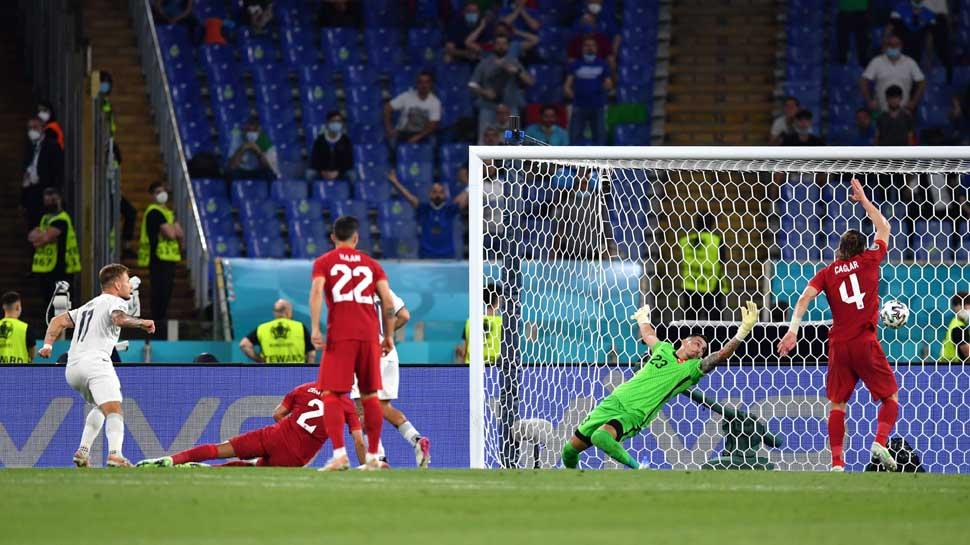 Euro Cup Football: Italy का जीत के साथ आगाज, Turkey को 3-0 से रौंदा