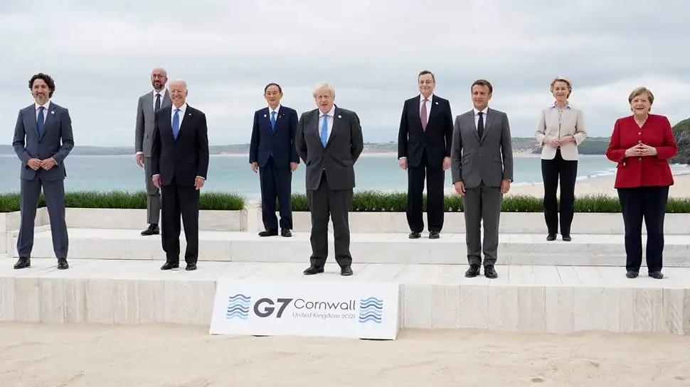 China के खिलाफ खेमेबाजी में जुटा US, G-7 नेताओं से की एक सुर में आवाज उठाने की अपील