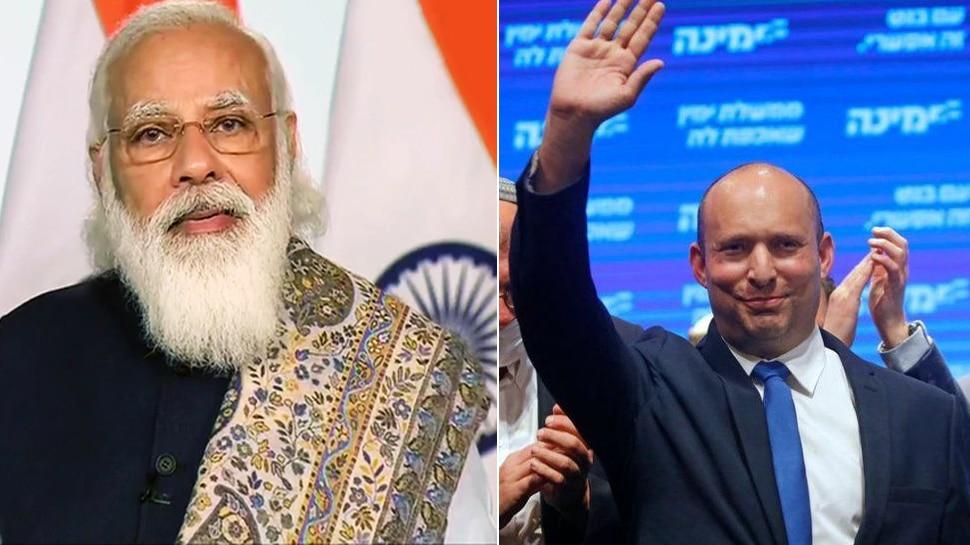 PM Modi के कायल हैं Israel की नई सरकार के मुखिया, Naftali Bennett ने साथ काम करने की जताई इच्छा