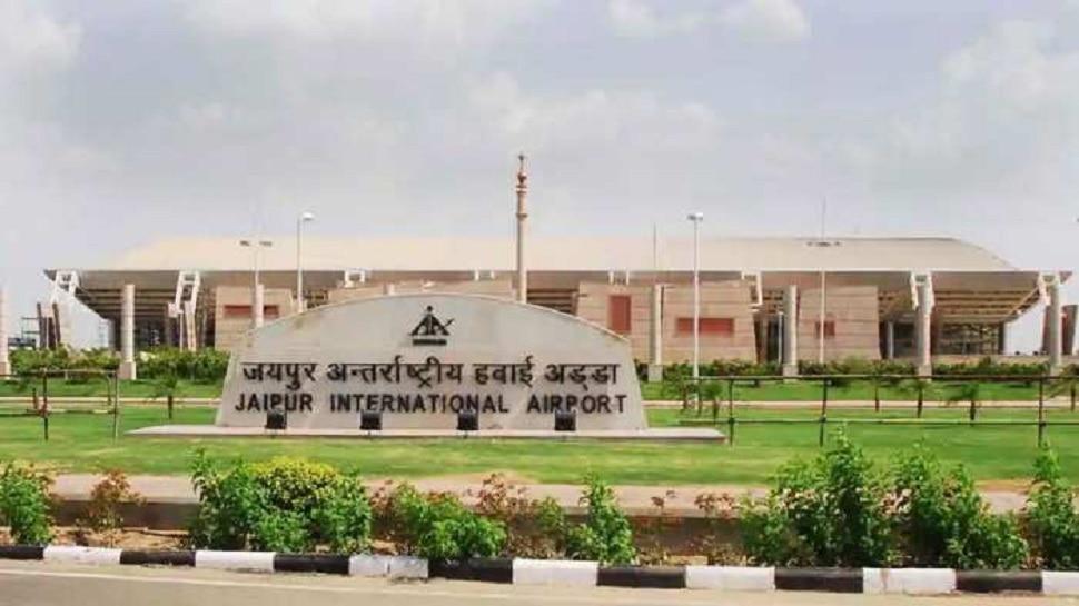 Jaipur International Airport ने वैक्सीन,चिकित्सा उपकरण आपूर्ति की सुविधा प्रदान की