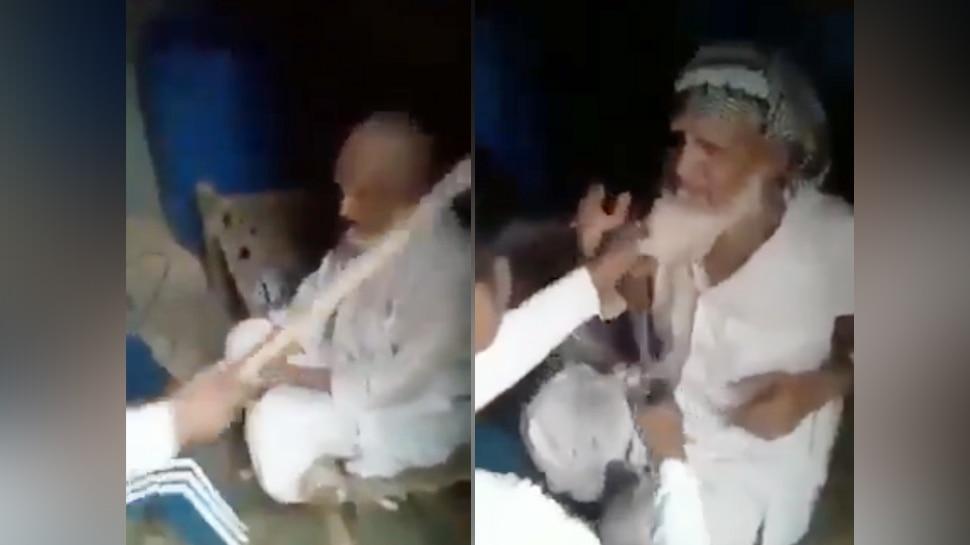 गाजियाबाद: बुजुर्ग की दाढ़ी काटने व जय श्री राम का नारा लगवाने के मामले पर पुलिस ने कही बड़ी बात