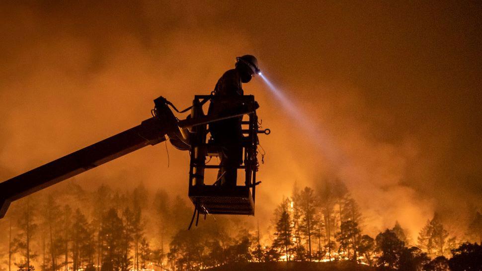 US के इस पहाड़ पर बार-बार क्यों लग जाती है आग? Scientist ने खोला राज