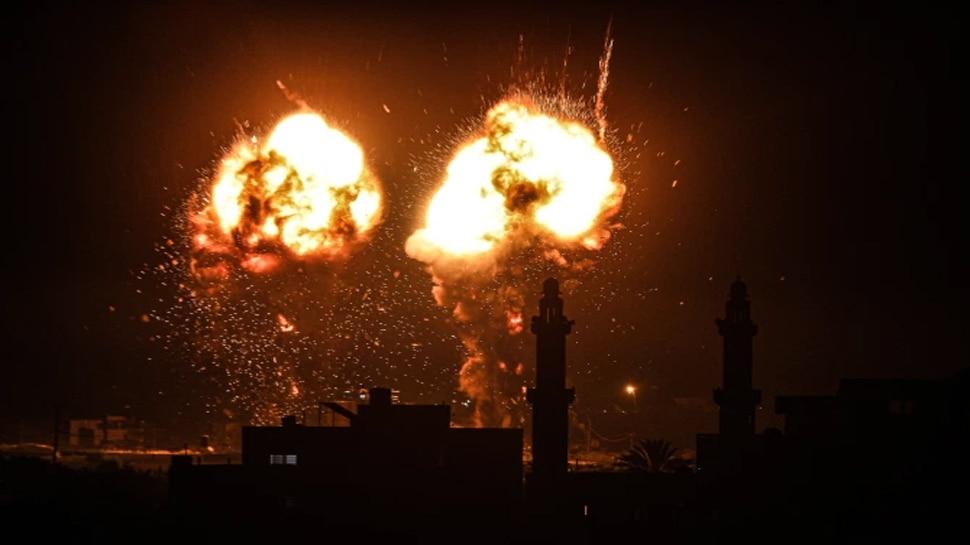 दुनिया की Tension बढ़ना तय: Israel ने तोड़ा संघर्ष विराम, Hamas पर Rocket दागकर बोला 'यह जवाबी कार्रवाई'