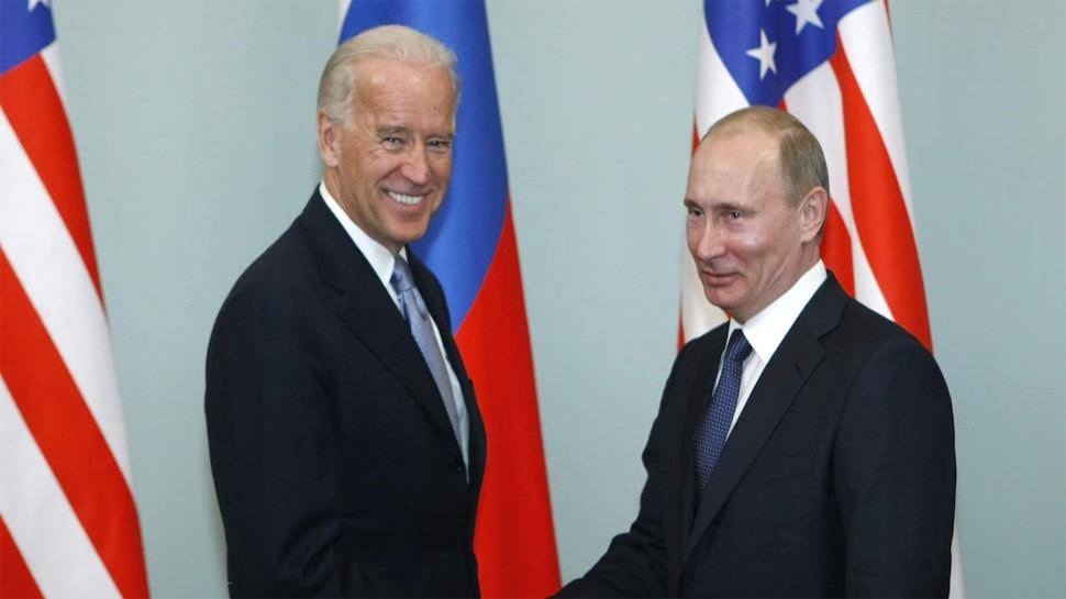 तनाव के बीच Joe Biden और Vladimir Putin की आज होने वाली मुलाकात पर दुनिया की नजर, कई मुद्दों पर होगी बात