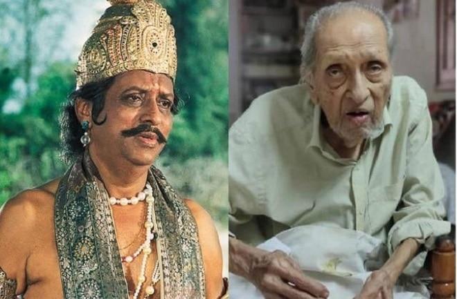 'रामायण' में आर्य सुमंत का किरदार निभाने वाले एक्टर चंद्रशेखर वैद्य ने दुनिया को कहा अलविदा