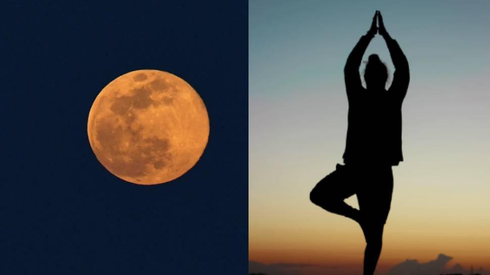 चंद्र नमस्कार करने का आसान तरीका