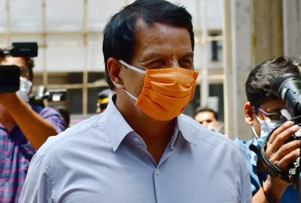 एंटीलिया केस: मुंबई पुलिस के पूर्व अफसर पर शिकंजा, NIA ने प्रदीप शर्मा के घर मारा छापा