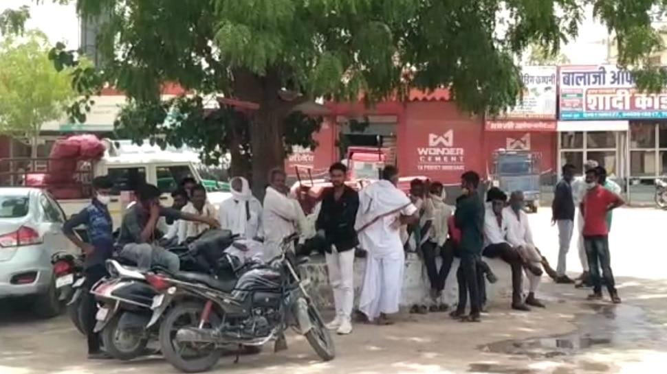 Nagaur : सिर कुचलकर युवक की हत्या का मामला, 24 घंटे बाद भी परिजनों ने नहीं लिया शव