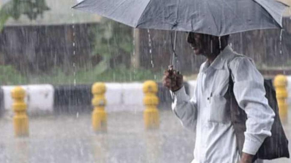 MP में गरज-चमक के साथ बरसेंगे बदरा, इन जिलों में भारी बारिश का अलर्ट जारी