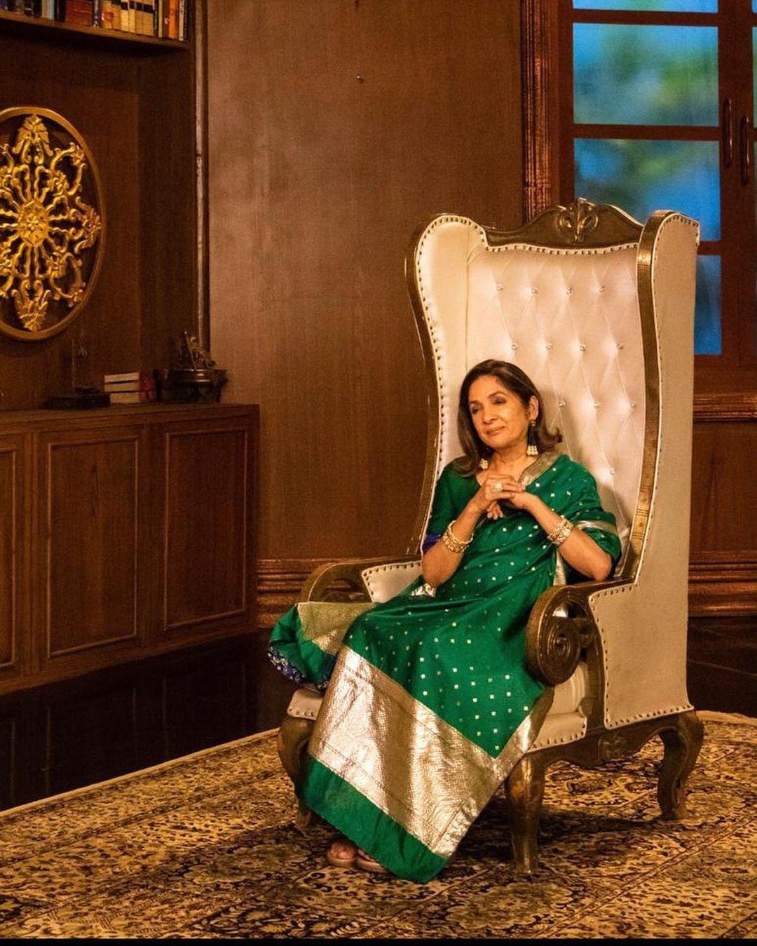neena gupta about subhash ghai
