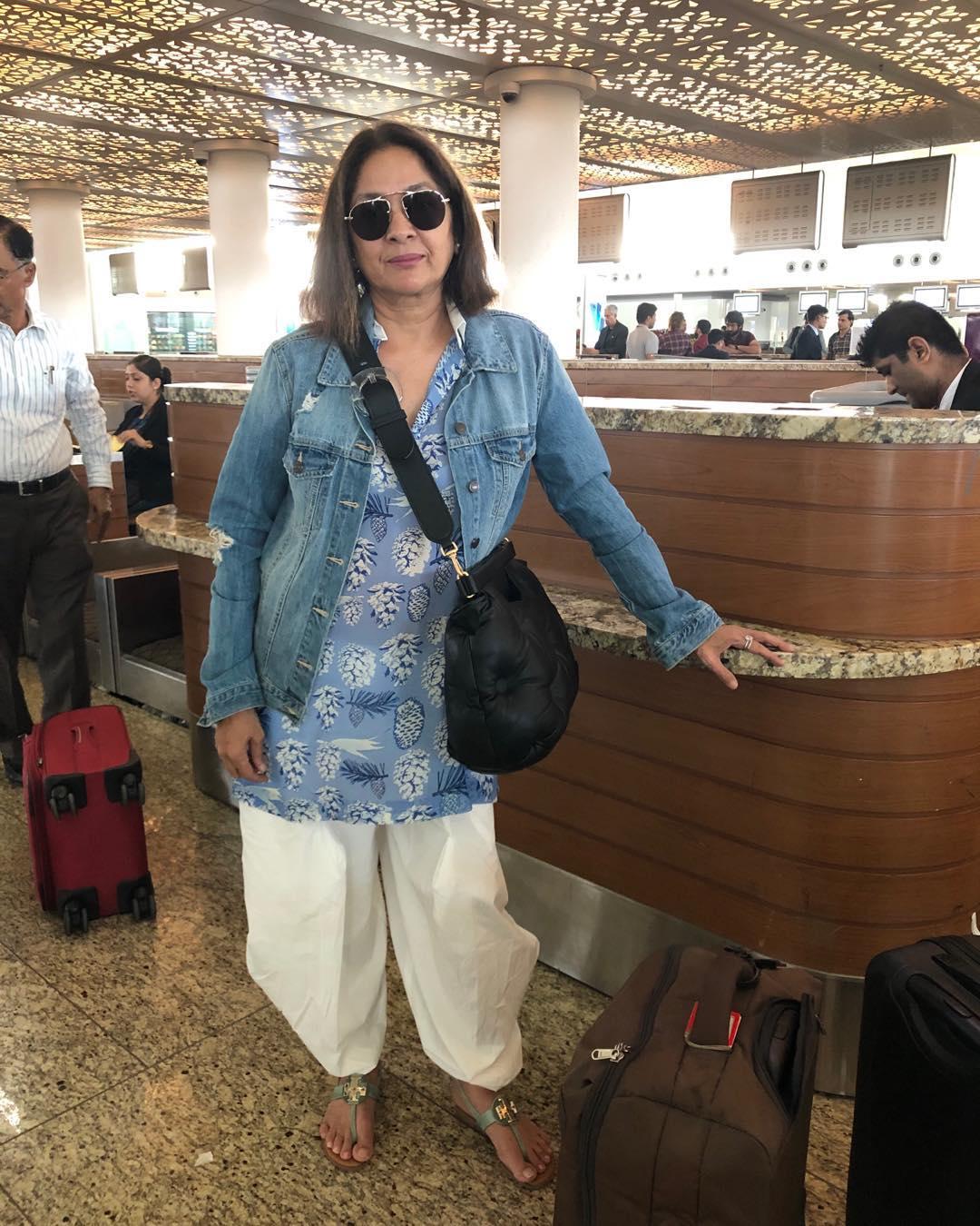 Neena Gupta does not wanted to do choli ke peeche kya hai