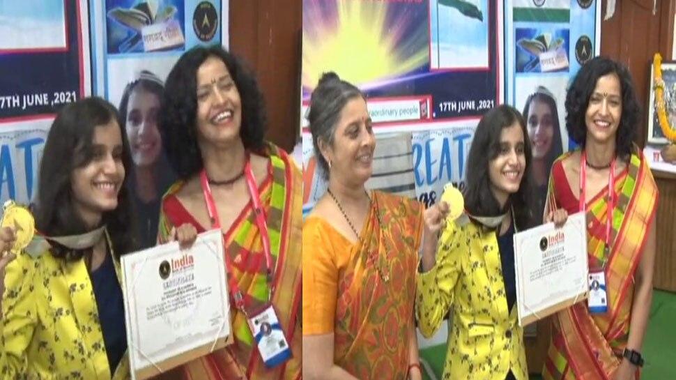 जबलपुर की बेटी सुरभि ने दर्ज कराया इंडिया बुक ऑफ रिकॉर्ड्स में अपना नाम, 14 साल की छोटी उम्र में किया बड़ा कारनामा