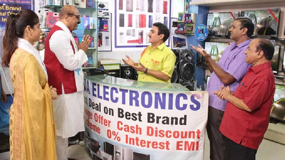 Taarak Mehta Ka Ooltah Chashmah fame jethalal shop gada electronic is owned  by Shekhar gadiyar | 'Taarak Mehta...' के 'Jethalal' नहीं, ये शक्स है गड़ा  इलेक्ट्रॉनिक का असली मालिक | Hindi News, टीवी