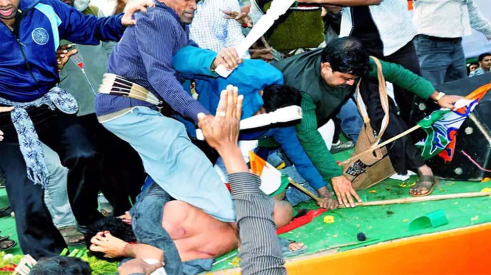 मगरबी बंगाल में भाजपा नेता की संदिग्ध हालत में मौत, कल हुआ था हमला, इस नेता को कभी मारा था थप्पड़