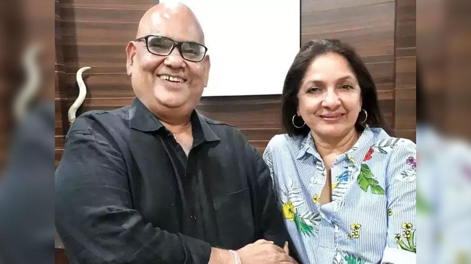Neena Gupta से शादी करना चाहते थे Satish Kaushik? अब एक्टर ने दिया ये रिएक्शन