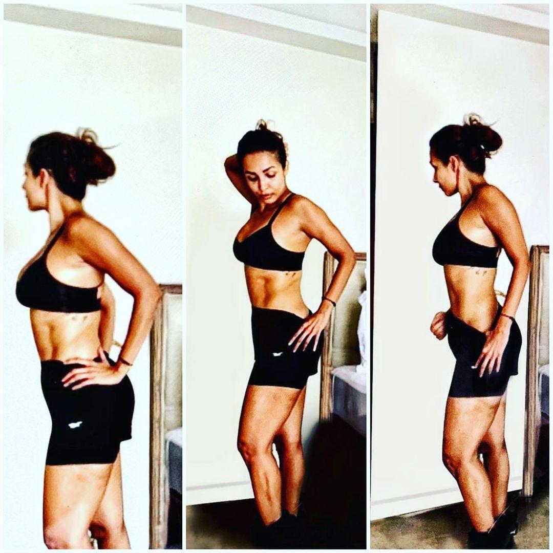 Malaika Arora fitness