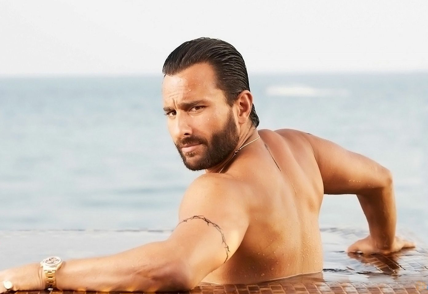 Saif paid price for being handsome