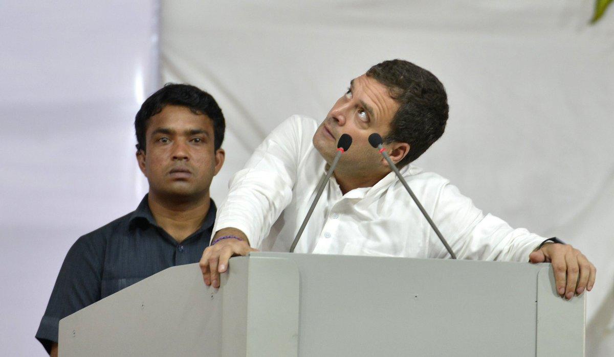 राहुल गांधी को 'जमीन पर उतरना चाहिए', ये सलाह भी अब बेफिजूल ही लगती है