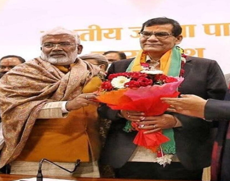 UP: भाजपा में प्रदेश उपाध्यक्ष बनाए गए पूर्व IAS एके शर्मा, दो सचिव भी हुए नियुक्त