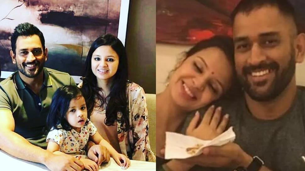 Sakshi Dhoni और Ziva के साथ शिमला में छुट्टियां मना रहे हैं MS Dhoni, फैन ने दिया ये खास तोहफा