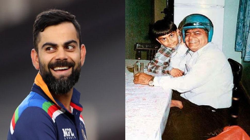 विराट कोहली ने अपने दिवगंत पिता को याद करते हुए एक भावुक ट्वीट किया