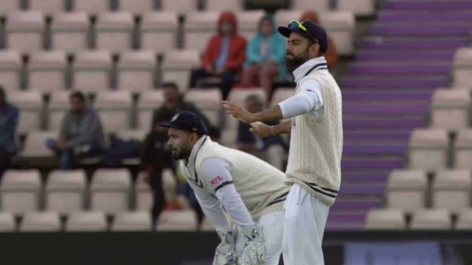 ICC WTC Final: जब Virat Kohli को सूझी मस्ती, बीच मैदान में करने लगे Punjabi Dance