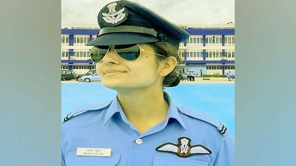 जम्मू-कश्मीर की माव्या सूदन बनी रियासत की पहली महिला फाइटर प्लेन पायलट, उनकी दादी ने क्या कहा
