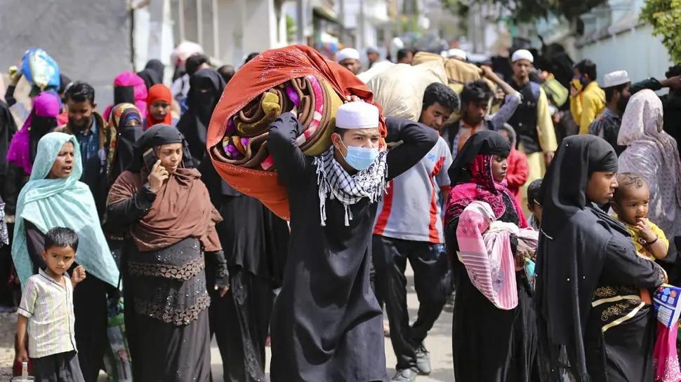 ସୀମା ବାହାରୁ ହେଉଛି Rohingya Conspiracy; ଚର୍ଚ୍ଚାରେ UP Assembly Poll