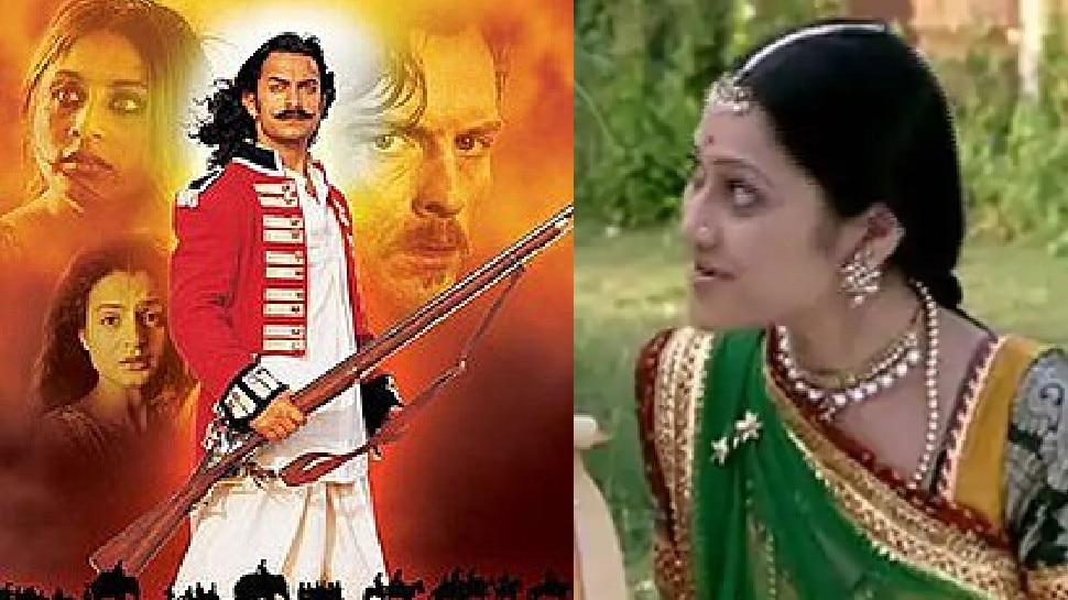 Disha Vakani in Mangal Pandey: The Rising movie