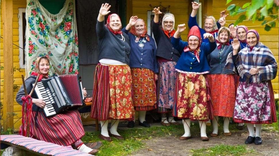Estonia is a tourist's favorite place