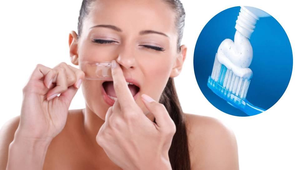 Homemade Cream: टूथपेस्ट से हटाएं अनचाहे बाल, Waxing और Threading के दर्द से मिलेगी आजादी
