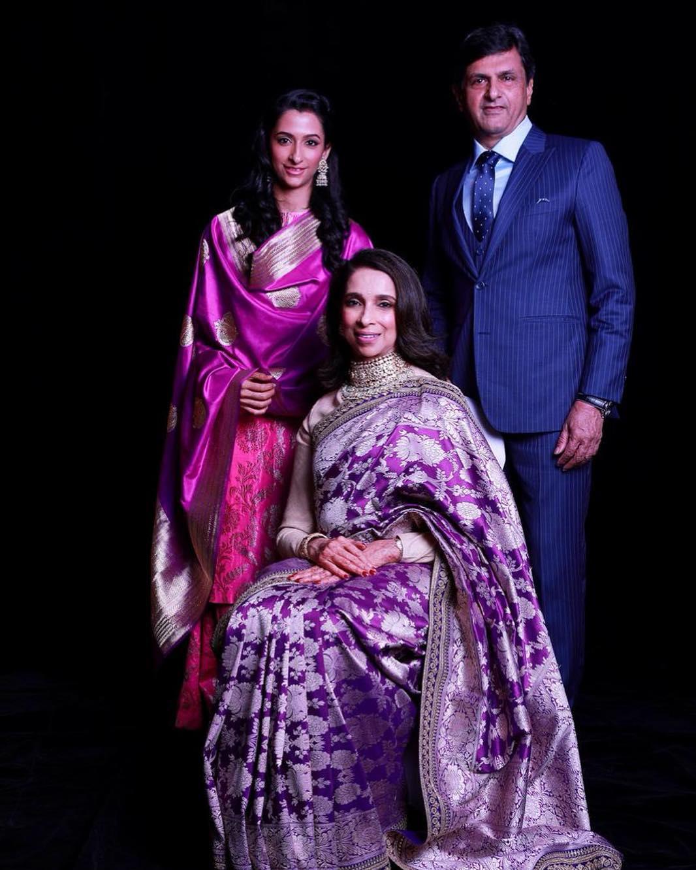 Anisha Padukone lives with parents