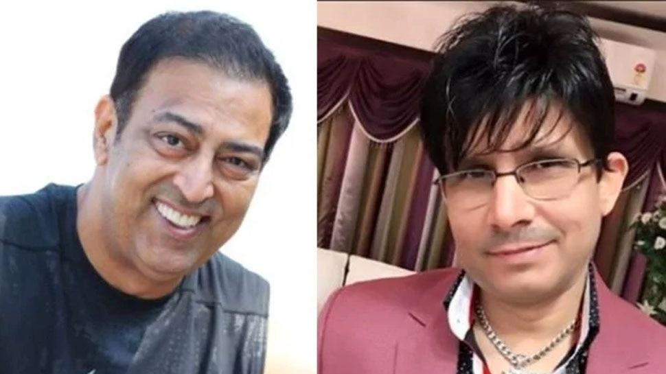 Salman Khan और Mika Singh के बाद अब KRK ने लिया दारा सिंह के बेटे से पंगा, औकात पर उठाया सवाल