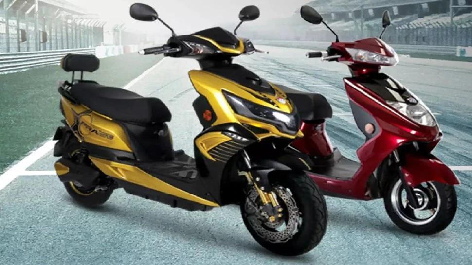 Okinawa Autotech electric scooter latest price