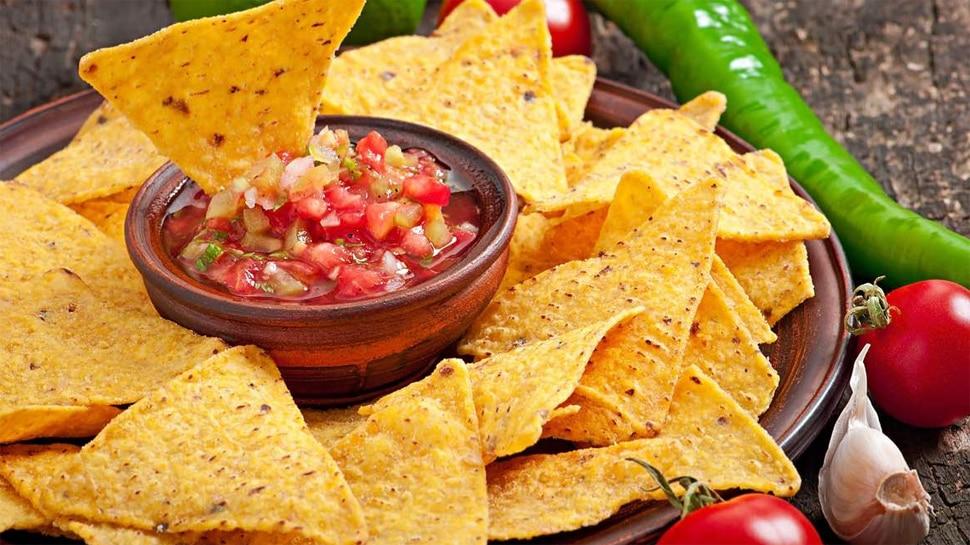 Salsa means sauce in Italian