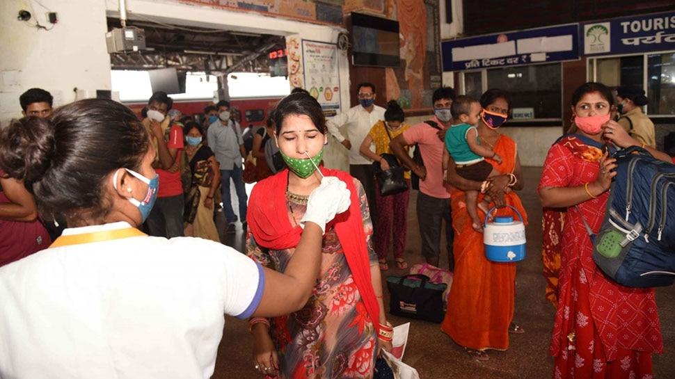 Maharashtra में बढ़ रहे कोरोना के Delta Plus वेरिएंट के मामले, कई नई पाबंदियों का हुआ ऐलान