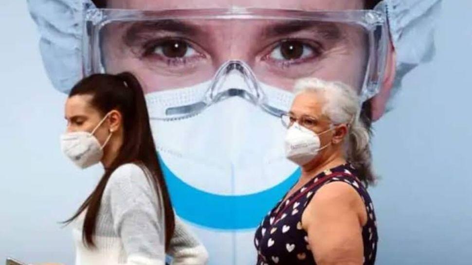 इजराइल में कोरोना वायरस के मामले बढ़े, मास्क लगाना फिर अनिवार्य किया गया