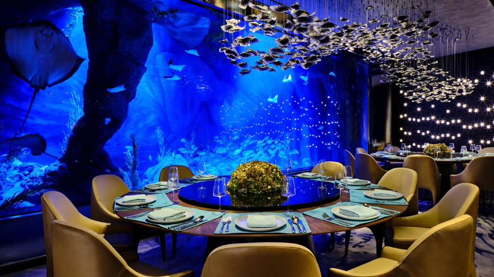 Intercontinental Shanghai Wonderland has 383 rooms