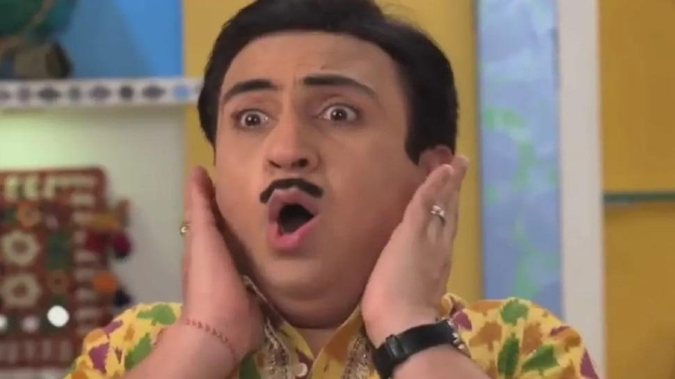 Taarak Mehta Ka Ooltah Chasmah: When Bagha Saw Jethalal Bald In Dream |  Taarak Mehta Ka Ooltah Chasmah: When Bagha started crying after seeing Jethalal bald