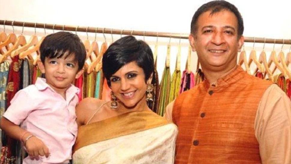 Actress Mandira Bedi husband Raj Kaushal passes away, family in mourning | एक्ट्रेस Mandira Bedi पर टूटा दुखों का पहाड़, पति राज कौशल का अचानक निधन | Hindi News, बॉलीवुड