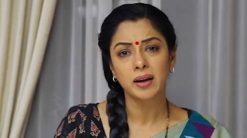 Anupama TV Show Spoiler Alert Upcoming Episode Highlights When Rupali Ganguly Got Angry on Kavya |  Spoiler Alert: When Kinjal did not return home till late night, Anupamaa showed her fierce form to Kavya
