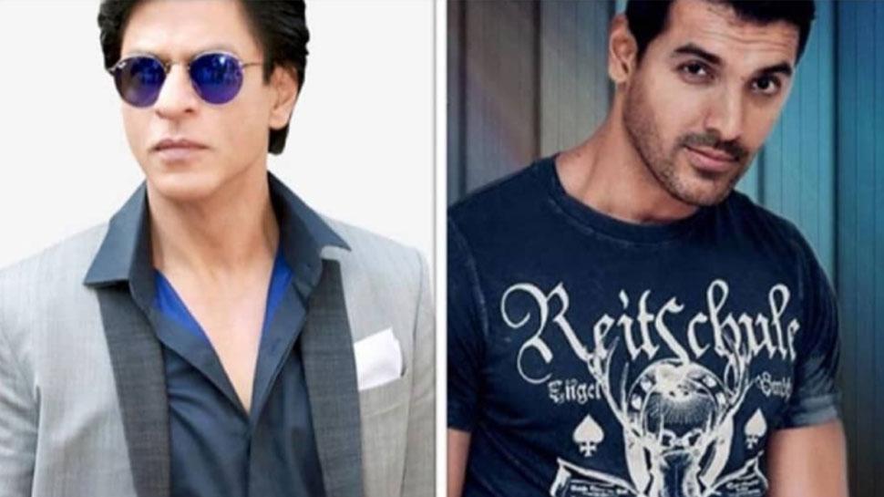 John Abraham joins the shooting of YRF Shah Rukh Khan Starr Pathan |  John Abraham joins the shooting of Shah Rukh Khan's 'Pathan'