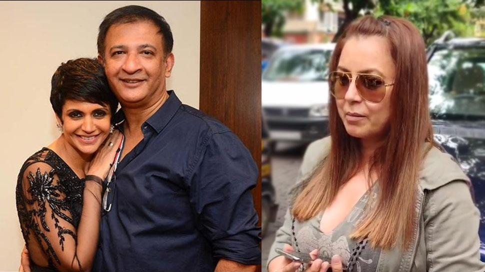 Mahima Chaudhry Reaction After Mandira Bedi Husband Raj Kaushal Death Got her Trolled on Insta |  Mahima Chaudhry posed for laughing pictures after Mandira Bedi's husband's death, trolled