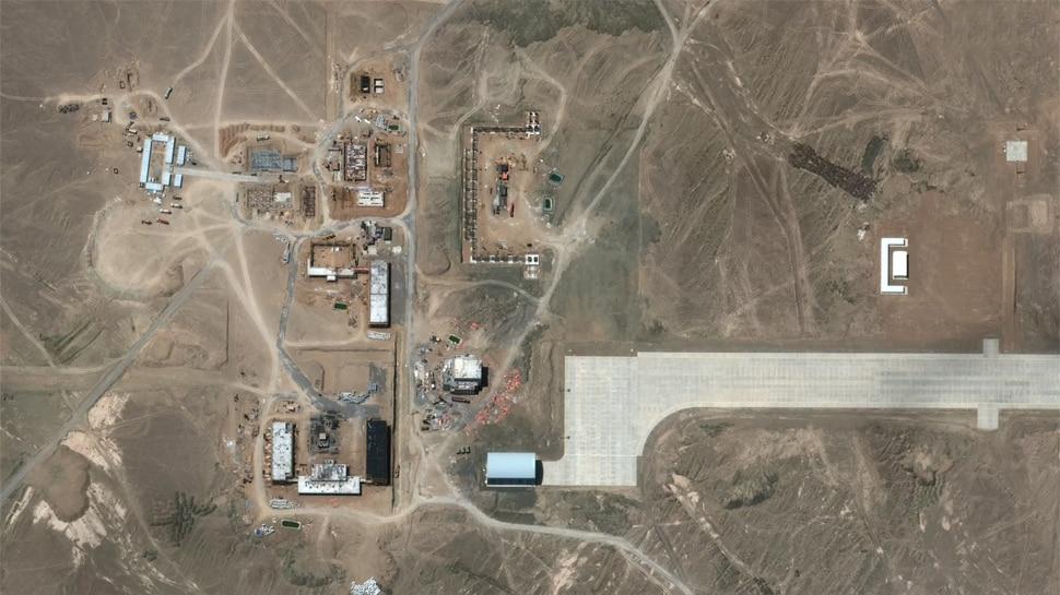 कुछ बड़ा करने की तैयारी में China? Indian Border से 1300 किमी दूर बनाया सीक्रेट Airbase, तस्वीरों से खुला राज