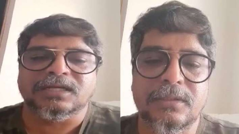 Art director raju sapte committed suicide by hanging himself, police filed case |  Bad news from the film industry, Art director Raju Sapte hanged